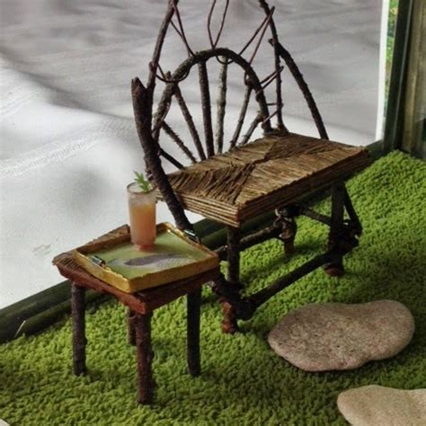 how to make a rustic bench how to make a miniature rustic bench joanna cbell slan