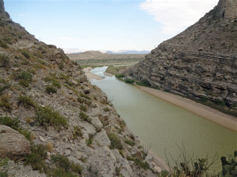 Two Rivers Rv Park And Cground - springs mule ears volcanic tuffs at big bend np