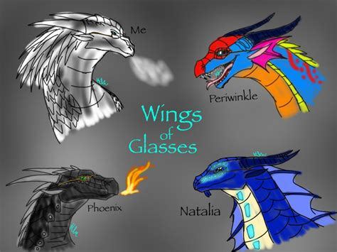 Komik Seriesyour White Wings Your Wings wings of wings of glasses unite by blackdragon studios on deviantart