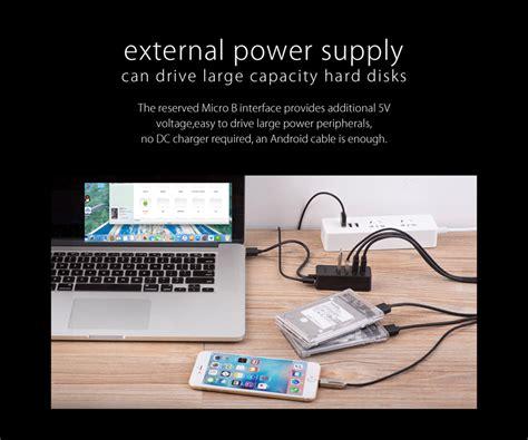 Orico W5p U3 Speed Usb Hub With Micro Usb Port Usb 3 0 orico w5p u3 4 ports usb 3 0 desktop hub supports otg