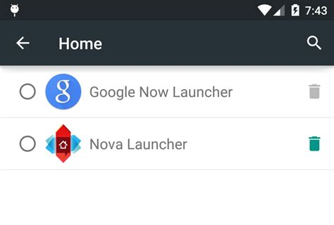 reset your android phone to the default launcher how to change the default launcher in android lollipop