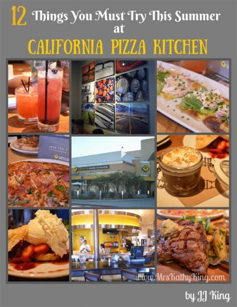 12 things you must try this summer at california pizza