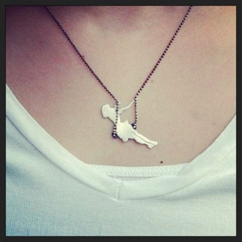 Swing Necklace by On Swing Necklace Awesome
