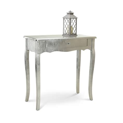 silver console table dressing tables bedroom furniture