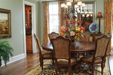 ideas dining room decor home spectacular decorative floral arrangements home decorating