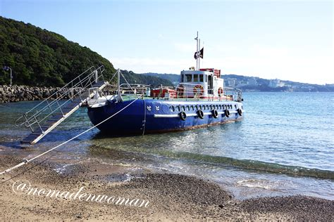 glass bottom boat japan day 3 japan trip shirahama 10 november 2014
