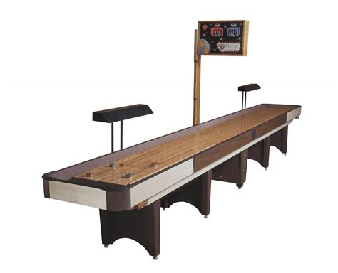 luxury used shuffleboard table 26 for home design ideas