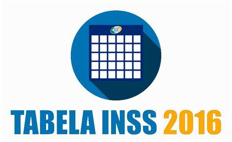 previdencia social decimo terceiro 2016 newhairstylesformen2014 com calemdario decimo terceiro aposentadoria 2016 tabela inss