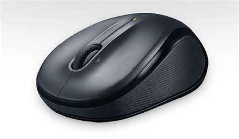 Mouse Wireless M Tech By Susilo logitech wireless mouse m325 black input devices 3