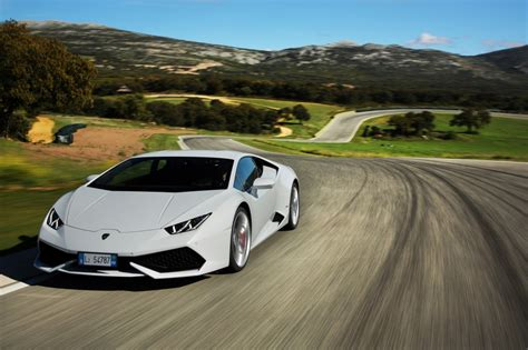 Lamborghini Driving 2015 Lamborghini Hurac 225 N Drive