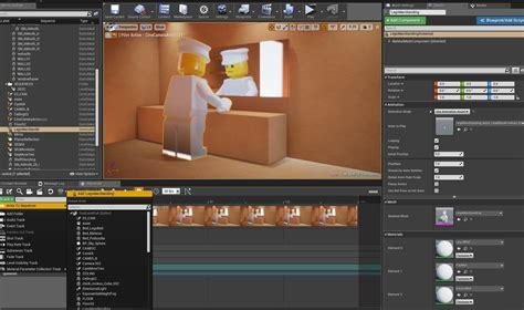 blender deselect lego animation from blender to engine evermotion