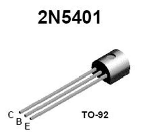 pnp transistor high voltage 2n5401 pnp high voltage transistor nightfire electronics llc