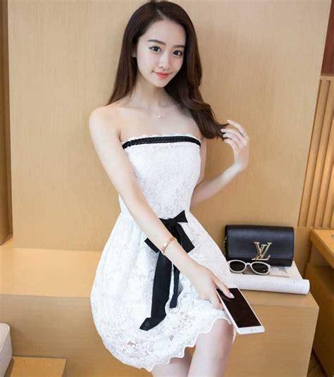 Dres Brokat Wanita dress pesta wanita brokat cantik model terbaru