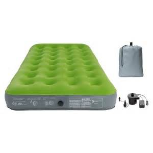 embark air mattress single high target