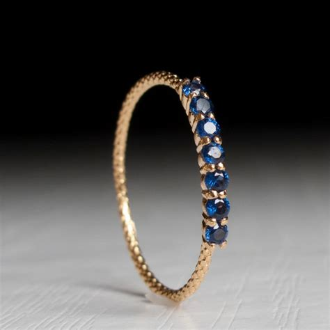 half diamond pattern in c best 25 sapphire eternity ring ideas on pinterest