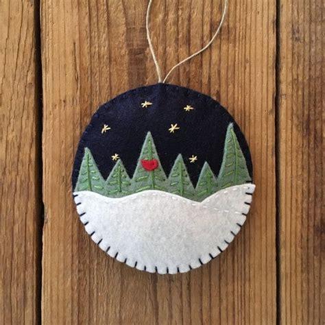 felt ornaments for best 25 felt ornaments ideas on