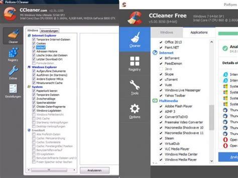 ccleaner x windows 10 ccleaner 5 0 nieuw uiterlijk in windows 10 stijl