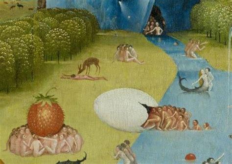 trittico giardino delle delizie bosch arte alchemica pagina 7