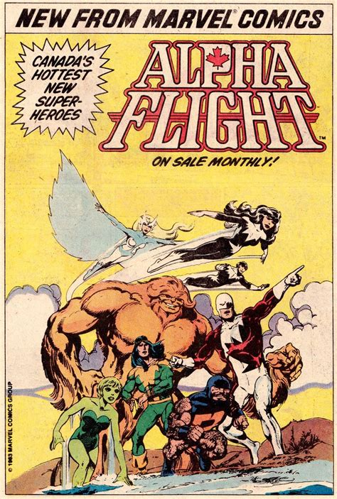 libro alpha flight by john 180 best images about comics alpha flight on flight 19 john byrne and x men
