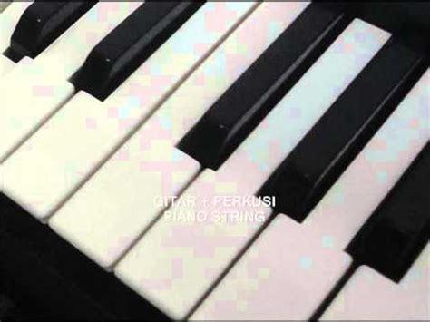 Alat Musik Keyboard Casio contoh suara alat musik dalam aransir lagu om do casio