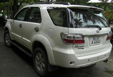 Toyota Cars In Kerala Price Toyota Fortuner Kerala Cars For Sale Used Cars For