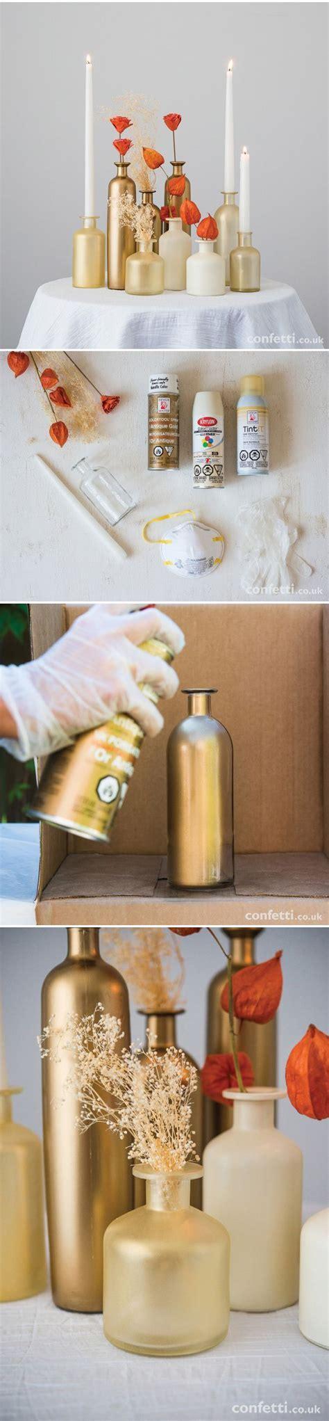 1000  ideas about Gold Vase Centerpieces on Pinterest