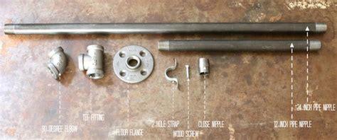 Sekrup Kayu 2 5cm Obeng yuk buat sendiri rak pipa besi ala industrial rumah dan