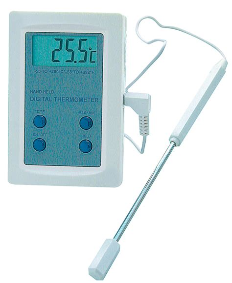 Laris Termometer Digital With Probe pictures of digital thermometer images