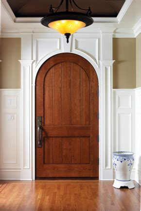 Arched Top Interior Doors - custom interior top doors arched top interior