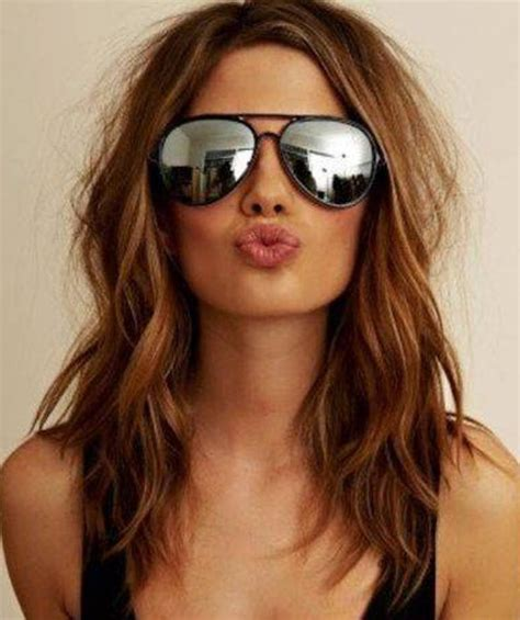 google images of shoulder length hair styles medium length straight brown hair with layers google