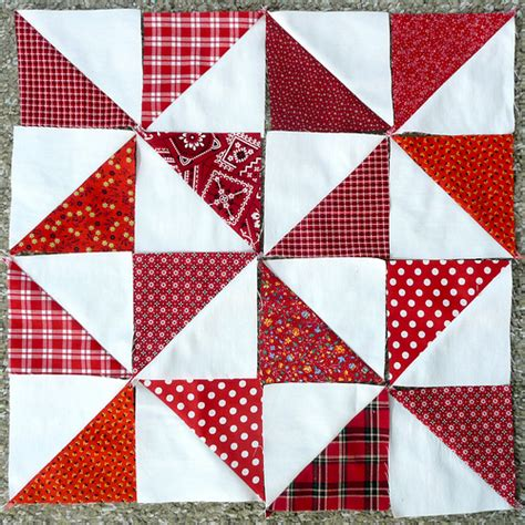 quilt pattern triangle squares half square triangle quilt blocks flickr photo sharing