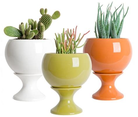 Colorful Planters awesome modern colorful planters collection digsdigs