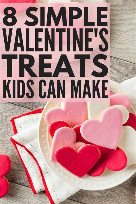 what to make your for valentines day 8 delicious s day treats to make with your