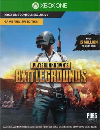 is pubg on xbox playerunknown s battlegrounds now marketed as console