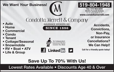 boat insurance victoria online quote condotta merrett company insurance brokers inc 1 300