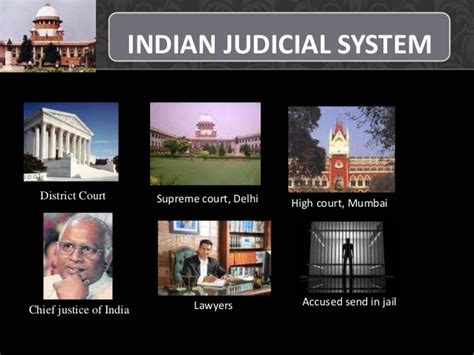 Judicial System Search Indian Judicial System