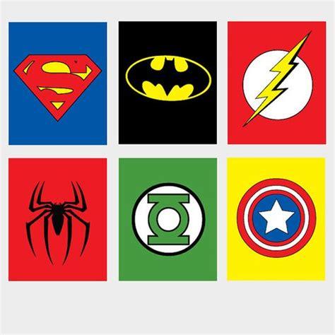 Marvel Superhero Wall Stickers 6 printable super hero superhero wall art spiderman by