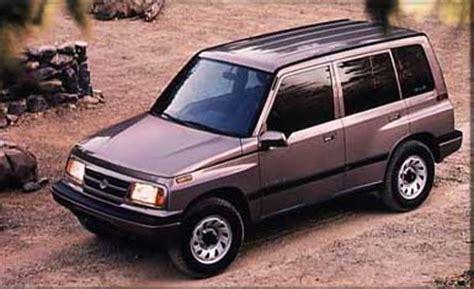 Suzuki Sidekick 97 Suzuki 1997