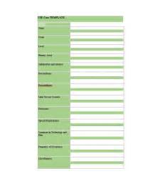 Use Cases Template by 40 Use Templates Exles Word Pdf Template Lab