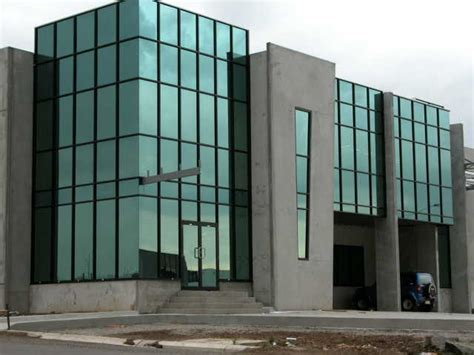 glazed curtain wall modified curtain wall application on building facades