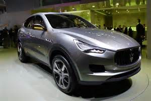 Maserati Levante News Of The New Maserati Levante