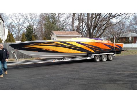 cigarette boat seats for sale 1987 cigarette cafe racer powerboat for sale in new york