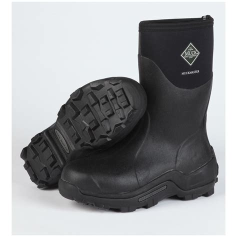 s muck boots muckmaster commercial grade boots
