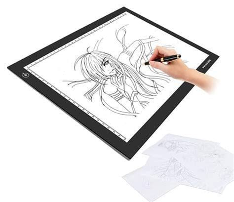 light board for drawing which is the best lightbox for drawing and tracing