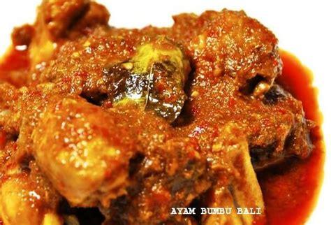 resep sederhana ayam bumbu bali resepkokico