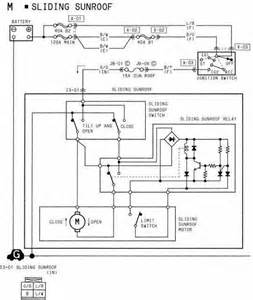1994 mazda rx 7 sliding sunroof wiring diagram all about wiring diagrams