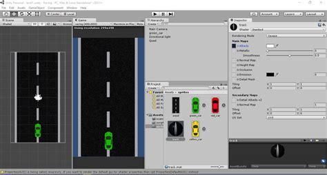 membuat game edukasi dengan unity membuat game racing 2d dengan unity part 1 jalan dan