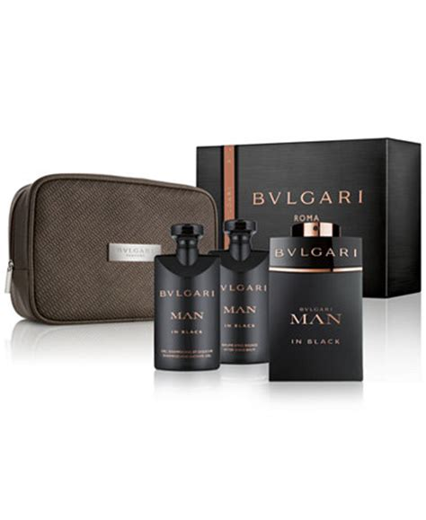 Bvlgari In Black Set bvlgari in black gift set shop all brands