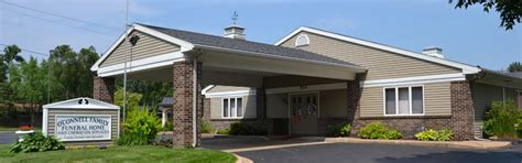 hudson wi funeral home o connell hudson chapel