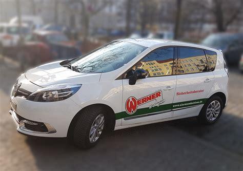 Auto Wenner by Werner Sicherheitsberater Auto Alarm Und Schloss